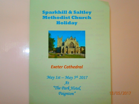 Sparkhill Church Holiday